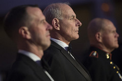 Homeland Security Secretary John Kelly Photo: Chairman of the Joint Chiefs of Staff
