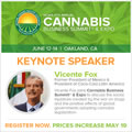 President Vicente Fox Joins Cannabis Business Summit & Expo