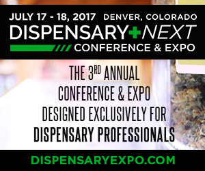 DispensaryNext Conference & Expo - July 17 - 18, 2017