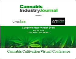 Cannabis Cultivation Virtual Conference