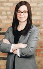 Stephanie Gorecki, Vice President of Product Development at Cresco Labs