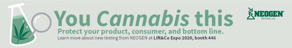 Neogen: You Cannabis this.