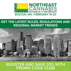 Northeast Cannabis Business Conference - February 19-20, 2020 - Boston, MA