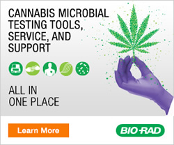 Bio-Rad - Cannabis Microbial testing tool, service, and support - All in One Place