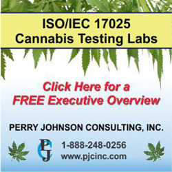 Perry Johnson Consulting - ISO/IEC 17025 Cannabis Testing Labs