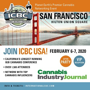 Join ICBC USA! February 6-7, 2020 - San Francisco