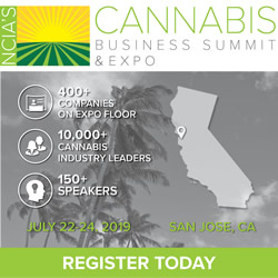 Cannabis Business Summit & Expo - July 22-24, 2019 - San Jose, CA