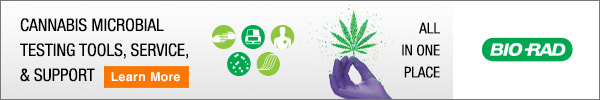 BIO-RAD - Cannabis Microbial Testing Tools, Service, & Support