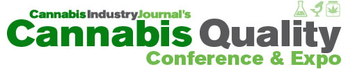 Cannabis Quality Conference & Expo - October 1-3, 2019 - Schaumburg, IL