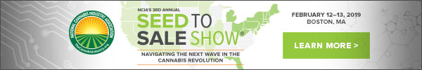 Seed to Sale Show - February 12-13, 2019 - Boston, MA