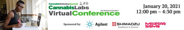 Cannabis Labs Virtual Conference - January 20, 2021