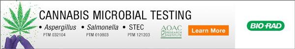 Bio-Rad - Cannabis Microbial Testing