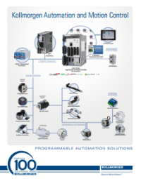 Kollmorgen Automation and Motion Control Catalog