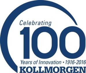 KOLLMORGEN'IN 100. Yılı