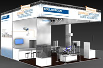 Kollmorgen sps ipc drives 2016 Messestand