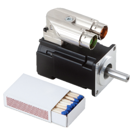 Kollmorgen AKM DC Servo Motor low voltage