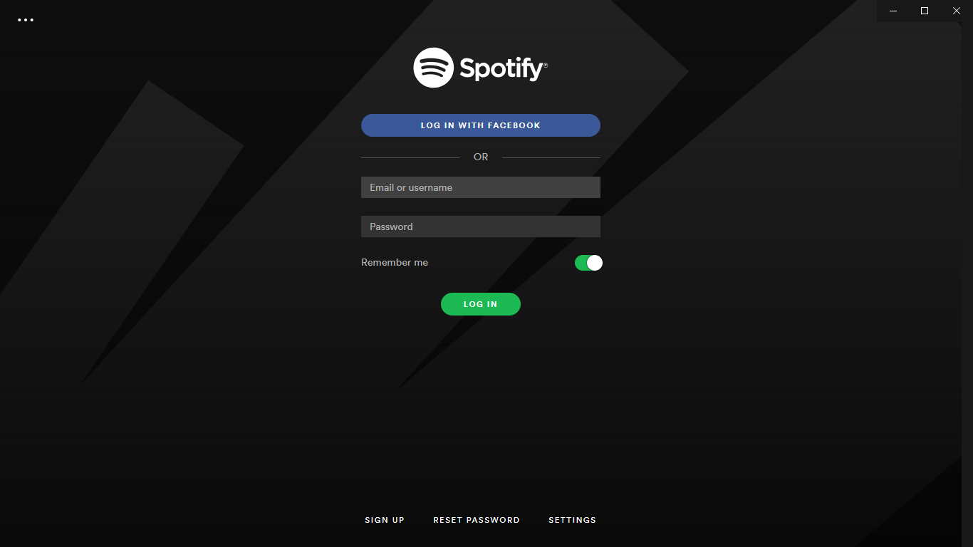 Installing Spotify Step 10 Screen