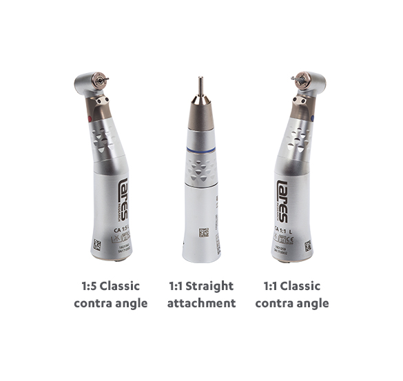 ProStyle E Electric Handpiece Attachments